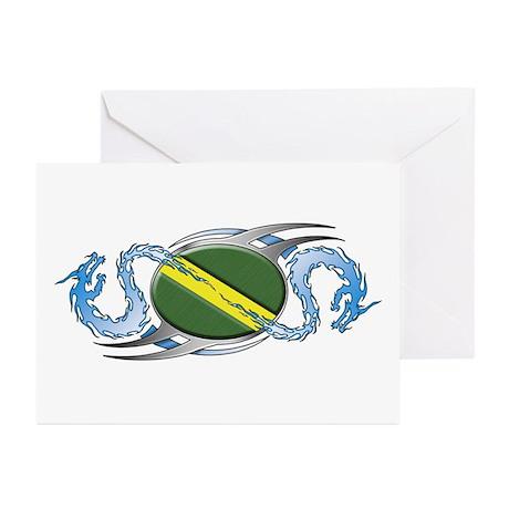 Nitrox:Dragons Greeting Cards (Pk of 10)