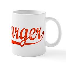 Charger Mug