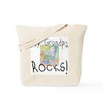 Grandpa Rocks 2 Tote Bag