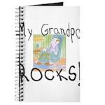 Grandpa Rocks 2 Journal