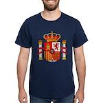 Spain Coat of Arms Dark T-Shirt