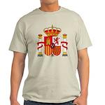 Spain Coat of Arms Light T-Shirt