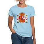 Spain Coat of Arms Women's Light T-Shirt