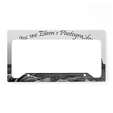 Joanne Eileen Car Magnet License Plate Holder