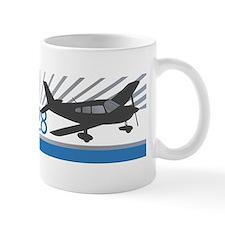 Aircraft Piper PA-28 Mug