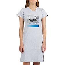 Aircraft Piper PA-28 Women's Nightshirt