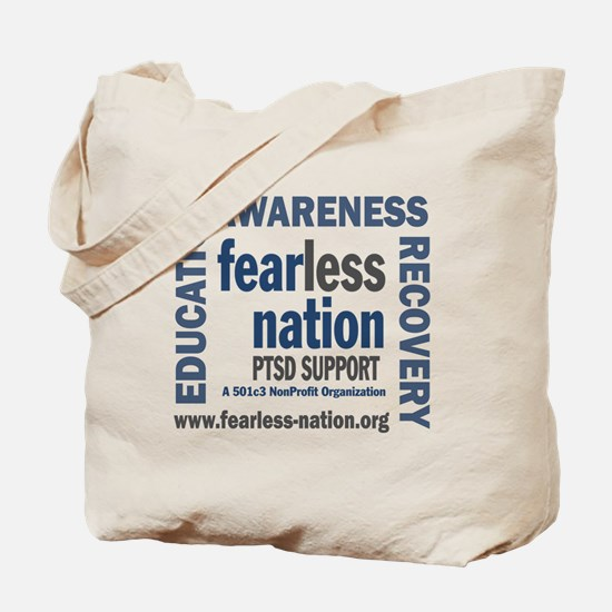 FN Logo with URL Tote Bag