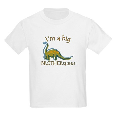 I'm a Big Brothersaurus Kids T-Shirt