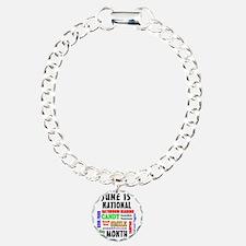 June National Month Bracelet