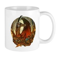 Treasure Dragon Mugs