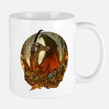 Treasure Dragon Mugs