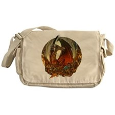 Treasure Dragon Messenger Bag