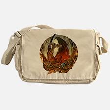 Treasure Dragon Messenger Bag