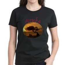 Aruba-Sunsets Logo Tee