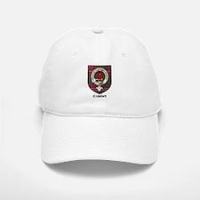 Crawford Clan Crest Tartan Baseball Baseball Cap
