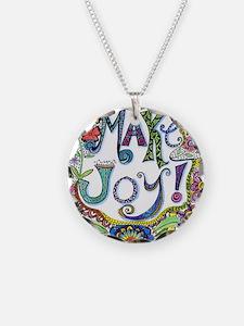 Make Joy Necklace