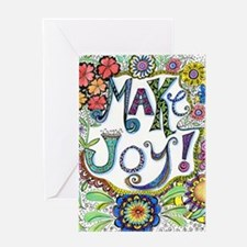 Make Joy Greeting Card