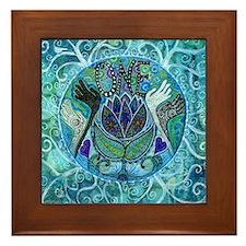 One Framed Tile