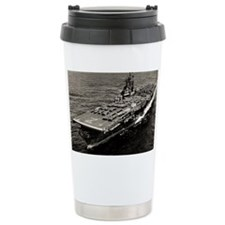 shangrila cv large framed print Travel Mug