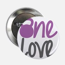 "Purple One Love Kettlebell 2.25"" Button"
