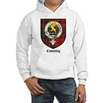Cumming Clan Crest Tartan Hooded Sweatshirt