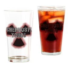 Chernobyl Drinking Glass