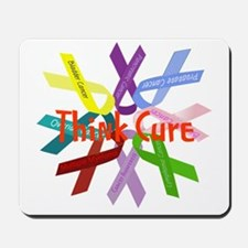 Think Cure Mousepad