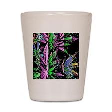 Pop Pot Shot Glass
