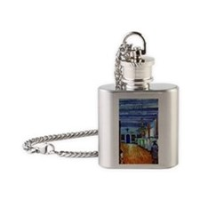 V20 Flask Necklace