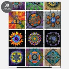 6x6 print collection A Puzzle