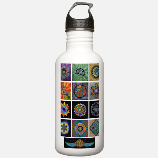 6x6 print collection A Water Bottle