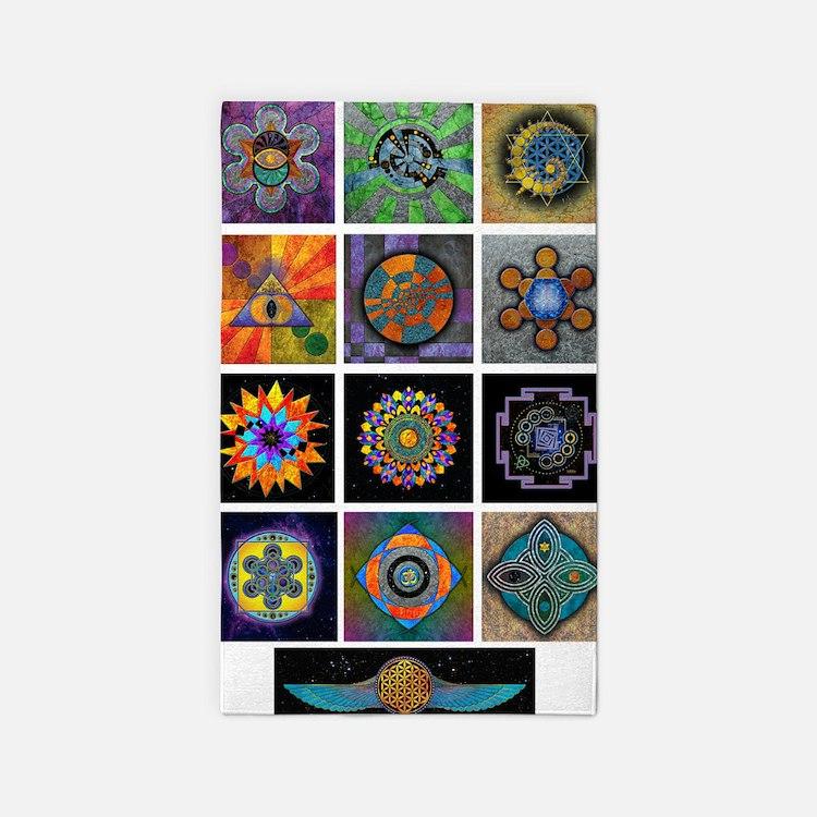 Sacred Geometry Bedding Sacred Geometry Duvet Covers