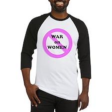War on Women Baseball Jersey