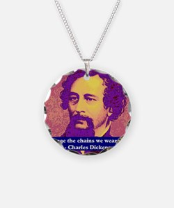 Charles Dickens Necklace
