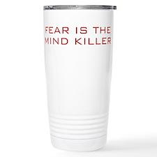 Cute Fear Travel Mug