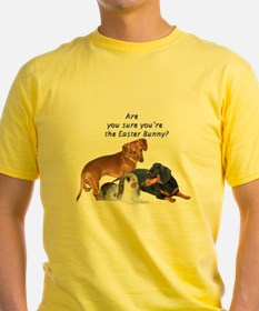 Are you the Easter Bunny Dogs T