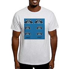 Mandrake 37 Blue FF T-Shirt