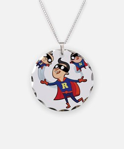 Super Dad Necklace