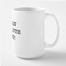 IM AN ABSOLUTE CUNT! Ceramic Mugs