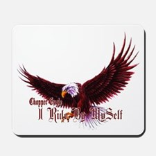 Chopper Eagle Mousepad