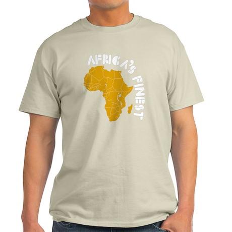 burundi1 Light T-Shirt