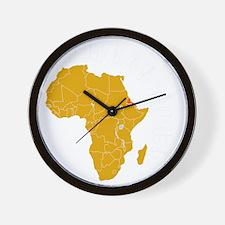 eritrea1 Wall Clock