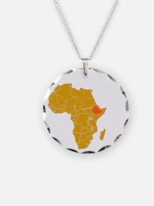 ethiopia1 Necklace