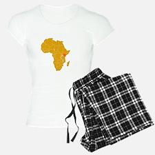 kenya1 Pajamas