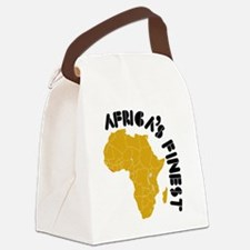 liberia Canvas Lunch Bag