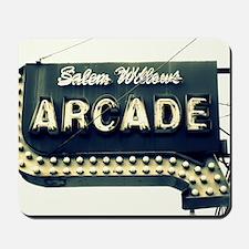 Salem Willows Arcade Mousepad