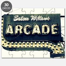 Salem Willows Arcade Puzzle