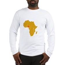 nigeria1 Long Sleeve T-Shirt