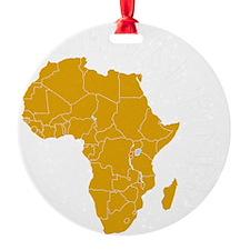 rwanda1 Ornament