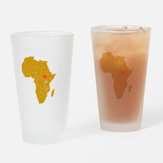 south sudan1 Drinking Glass